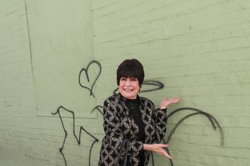 Jo Anne Worley Jo Anne Worley Sightings Outside Hollywood Museum