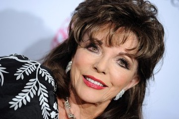 Joan Collins 26th Anniversary Carousel of Hope Ball