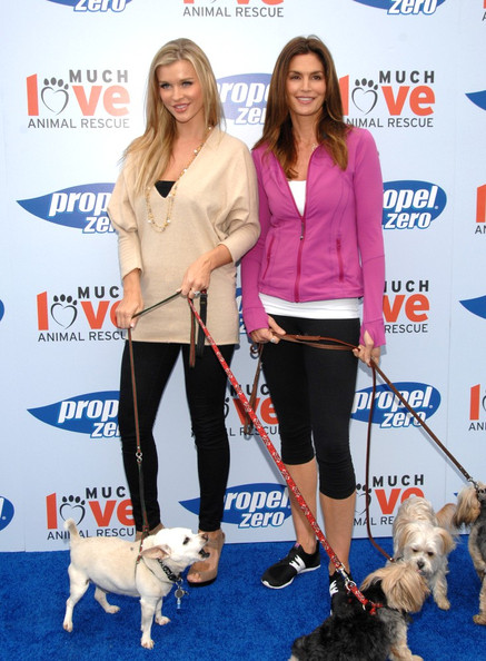 "Joanna Krupa ""Propel Zero to 1000"" Celebrity Dog Walking Event.Private Residence, Malibu, CA.April 02, 2011."