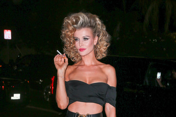 Joanna Krupa Joanna Krupa and Friends Are Seen at the Casamigos Halloween Party