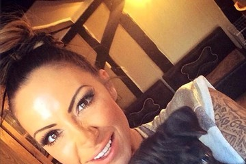 Jodie Marsh Celebrity social network pictures