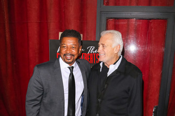 Joe Cortese Robert Townsend's Documentary 'Making The Five Heartbeats' Premiere