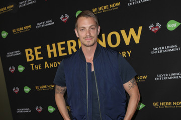 Joel Kinnaman Premiere of Silver Lining Entertainment's 'Be Here Now'