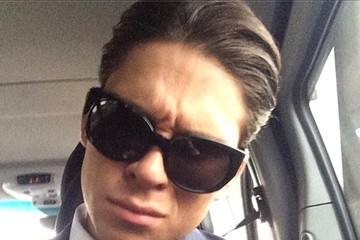Joey Essex Celebrity Social Media Pics