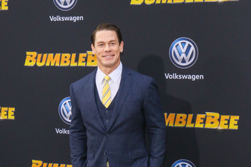 John Cena 'Bumblebee' Premiere At TCL Chinese Theatre
