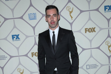John Roberts  Celebrities Attend the 67th Primetime Emmy Awards Fox After Party