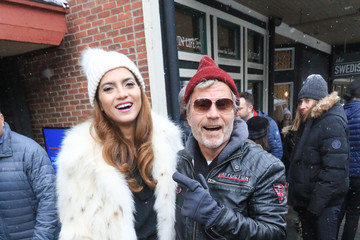 John Savage Blanca Blanco and Others Are Seen in Park City During Sundance Film Festival