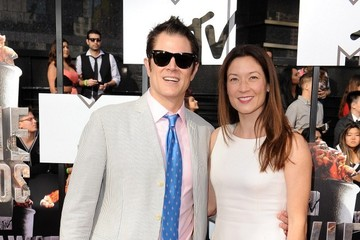 Johnny Knoxville Arrivals at the MTV Movie Awards