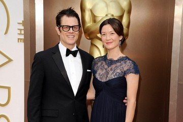 Johnny Knoxville Arrivals at the 86th Annual Academy Awards