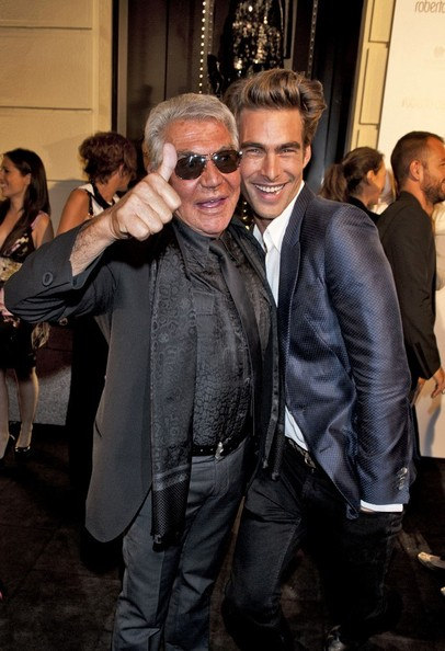 f3786717a5 Jon Kortajarena Photos Photos - Roberto Cavalli Launches a New Store ...