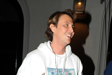 Jonathan Cheban Jonathan Cheban Wraps Up Dinner in Los Angeles