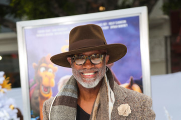 Jonathan Slocumb Premiere of Columbia Pictures' 'The Star'
