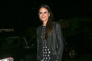 Jordana Brewster Goes Out to Dinner