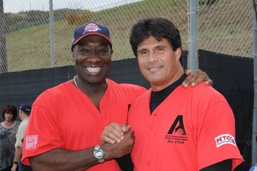 Jose Canseco R.I.P Michael Clarke Duncan (1957-2012)