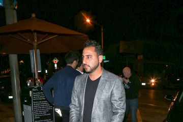 Josh Altman Josh Altman Outside Craig's Restaurant