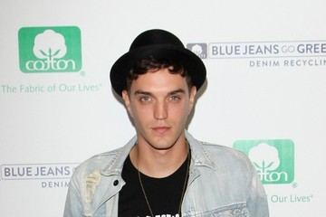 Josh Beech Blue Jeans Go Green in West Hollywood