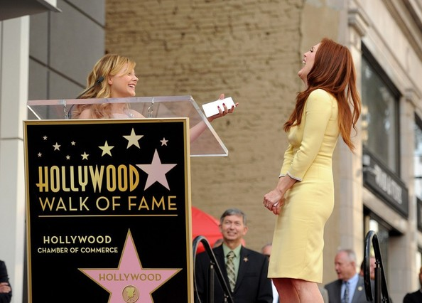 Julianne Moore - Julianne Moore Honored on the Walk of Fame — Part 3