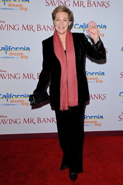 Julie Andrews Pictures - 'Saving Mr. Banks' Premieres in ...