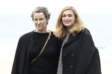 Julie Gayet Julie Gayet Arrives in San Sebastian