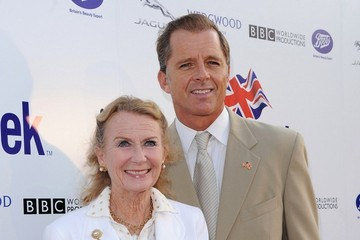 Juliet Mills Celebs at the 7th Annual BritWeek Festival