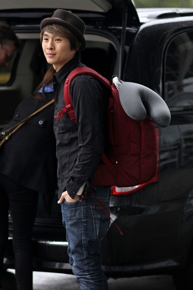 Justin Chon Pictures - 'Breaking Dawn' Wraps Up - Zimbio