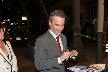 Justin Kirk Stars Are Seen at the Ace Hotel
