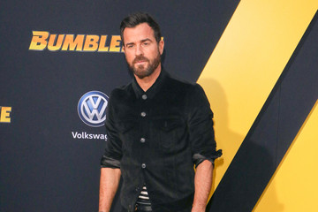Justin Theroux 'Bumblebee' Premiere At TCL Chinese Theatre