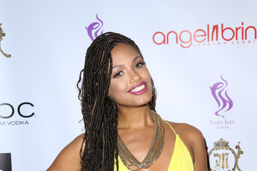 KD Aubert Angel Brinks Fashion 5-Year Anniversary Celebration