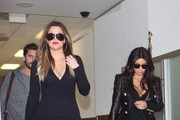 The Kardashians Arrive in Miami