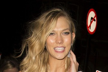 Karlie Kloss Karlie Kloss Spotted at the Edition Hotel