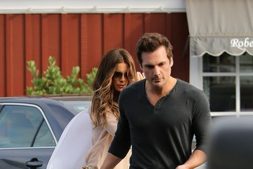 Kate Beckinsale Len Wiseman Kate Beckinsale and Len Wiseman Out and About