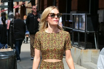 Kate Bosworth Kate Bosworth's Flowery Fashion