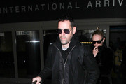 Kate Bosworth and Michael Polish Are Seen at LAX