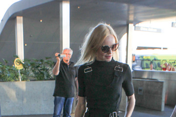 Kate Bosworth Kate Bosworth Is Seen at LAX