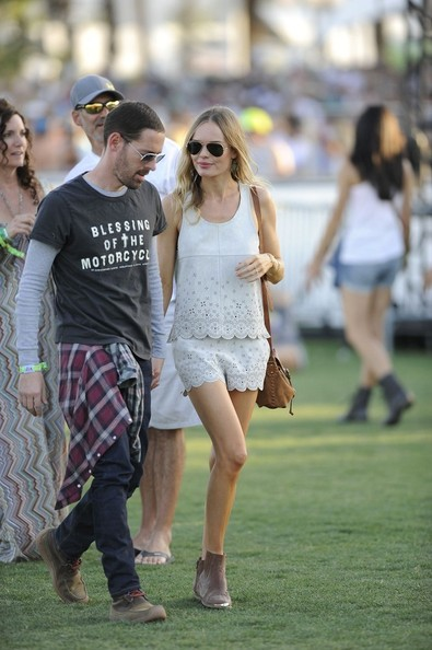 Coachella 2013 - Kate Bosworth in Topshop