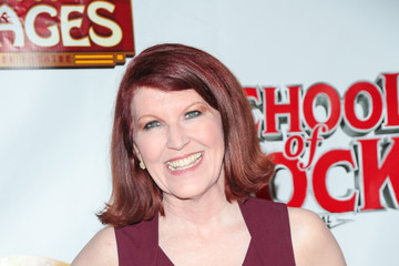 Kate Flannery Los Angeles Premiere Of 'School Of Rock' The Musical