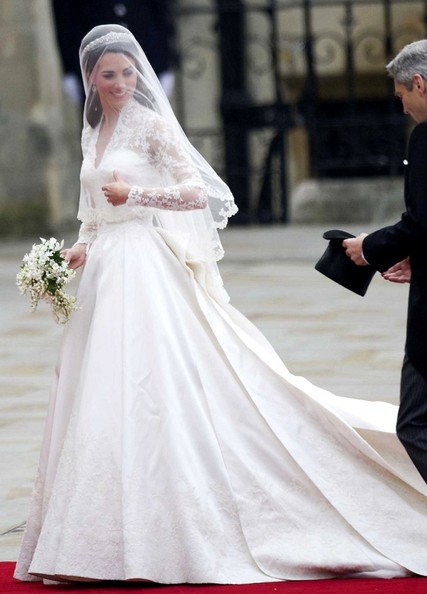 Royal Wedding Before And After The Ceremony