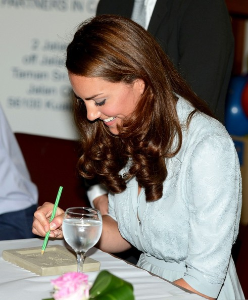 Kate Middleton - Will e Kate visitar a Malásia 3