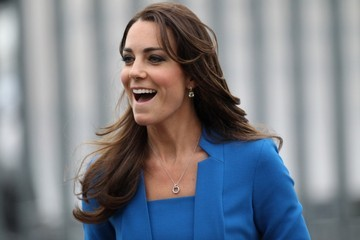 Kate Middleton Kate Middleton Opens an Art Room
