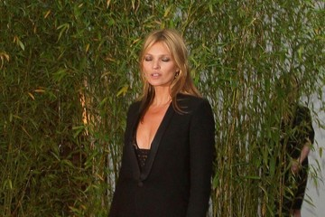 Kate Moss Kate Moss Arrives at the Serpentine Gallery