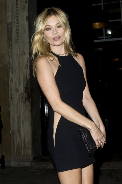 Kate Moss - Kate Moss at London Fashion Week