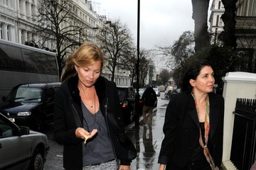 Kate Moss Sadie Frost Kate Moss Shops with Sadie Frost