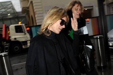 Kate Moss Kate Moss Out in London