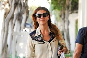 Kate Walsh Takes a Stroll