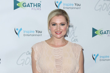 Katherine Bailess Premiere of Inspire You Entertainment's 'Only God Can'