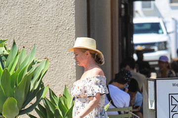Kathy Hilton Kathy Hilton Outside TCL Chinese Theatre