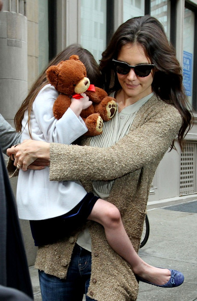 tom cruise and katie holmes 2011. Katie Holmes and Suri Cruise