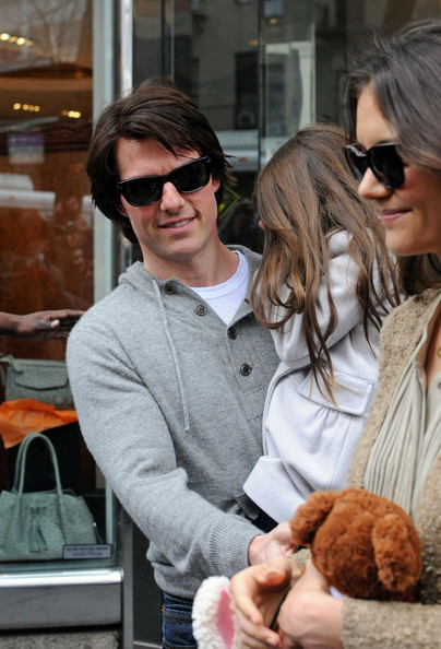katie holmes and tom cruise 2011. Tom Cruise, Katie Holmes and