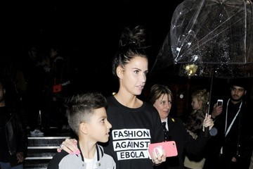 Katie Price Fashion for Relief Charity Fashion Show
