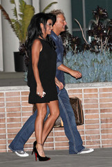 Katie Price Katie Price in Beverly Hills